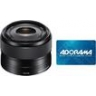 Sony 35mm F/1.8 OSS Alpha E-mount Prime Lens + $50 GC for $398 at Adorama