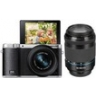 Samsung NX3000 Mirrorless 20.3MP DSLR + 2 Lenses for $379 at B&H Photo Video