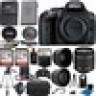 Nikon D5300 DX 24.2MP Camera + 3 Lenses + Accessory Kit $464 at eBay